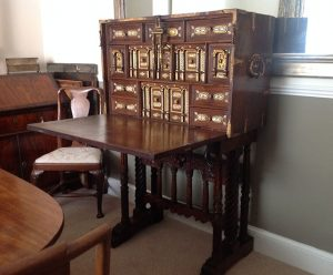 Spanish chest